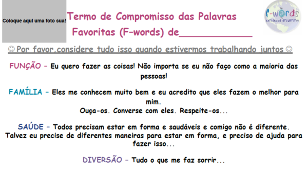 Brazilian fwords agreement